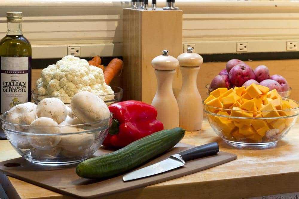 Sport und Essen: Was man vor und nach dem Sport essen sollte