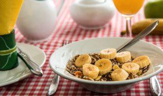 Bananen und Haferflocken: Perfekt zum Muskelaufbau