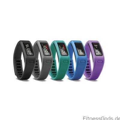 Fitness Armband: Garmin Vivofit im Test