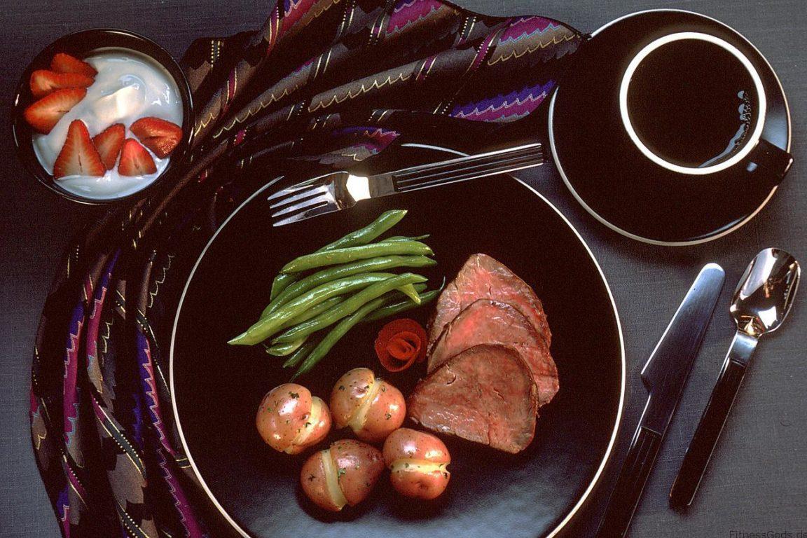Schneller Muskelaufbau mit diesen 7 Lebensmitteln