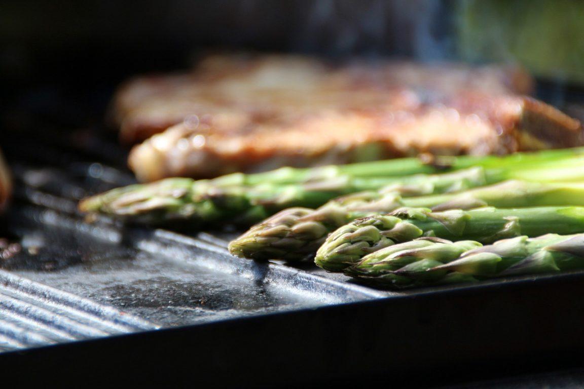 Muskelaufbau Ernährungsplan mit 2500 Kcal