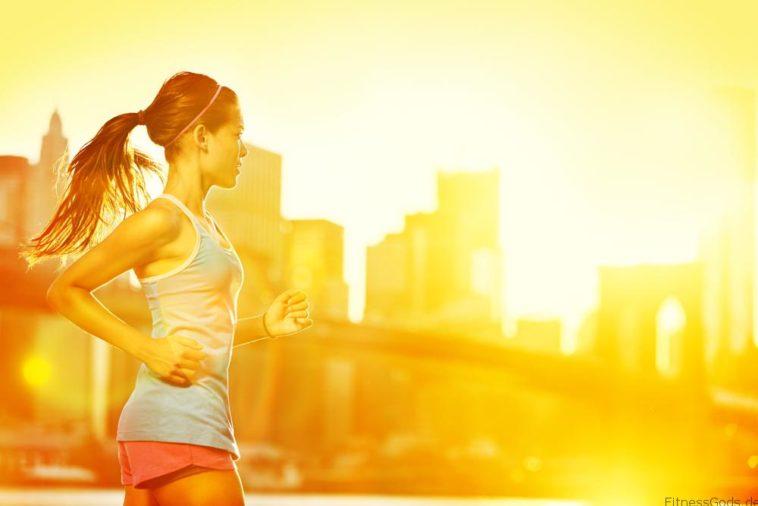 Der Grund warum Sport Glücklich macht