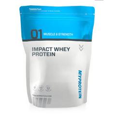 Eiweißbedarf decken mit Whey Protein