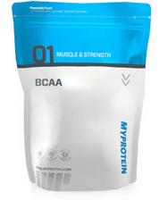 Schnelle Muskelregeneration mit BCAA