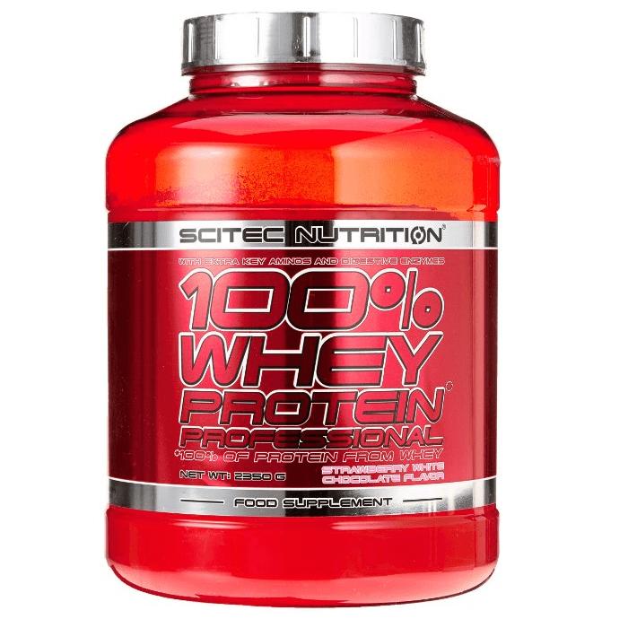 Scitec Nutrition Whey Protein Professional im Test