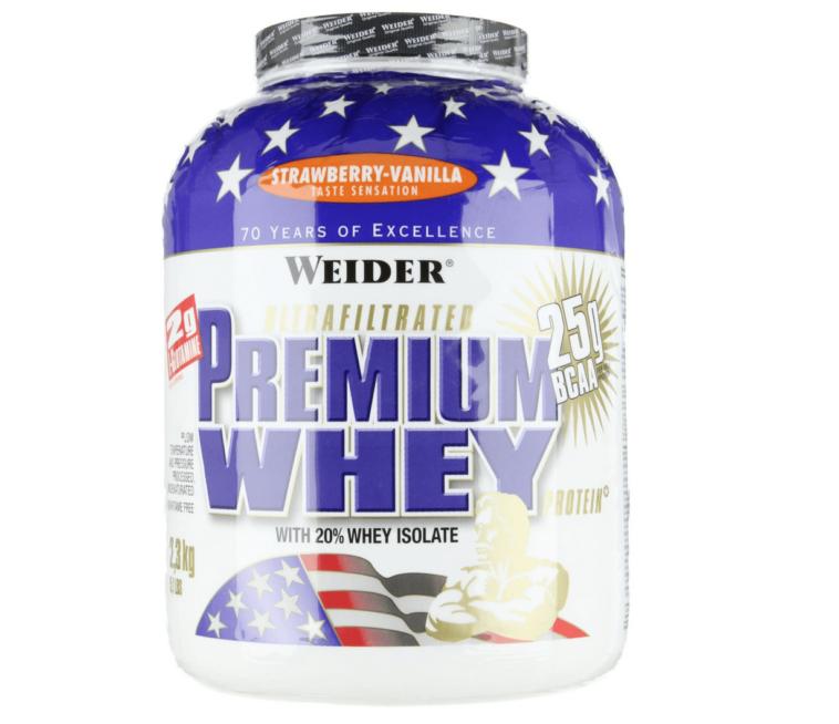 Weider Premium Whey Protein im Test