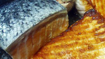 Fisch mit leckeren Haferflocken