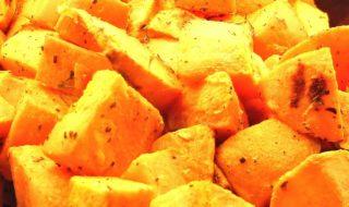 Mein Liebling: Süßkartoffeln