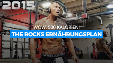 "Wow, Dwayne ""The Rock"" Johnsons Ernährungsplan"