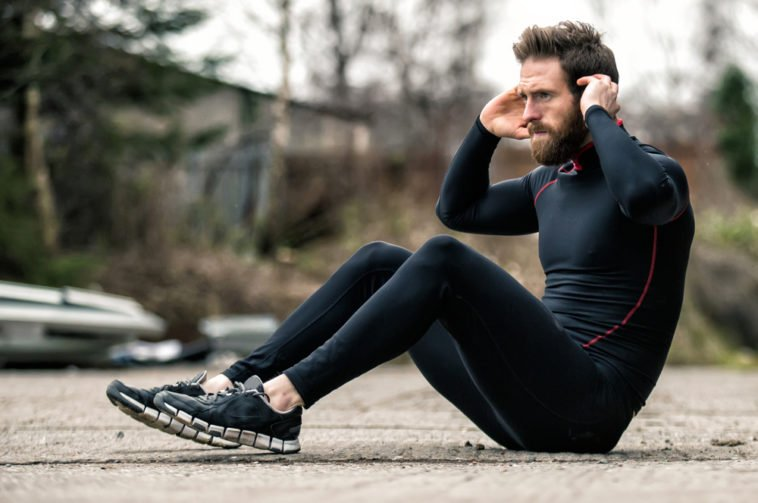 Muskelaufbau Basics - Stephen McCluskey:Shutterstock.com