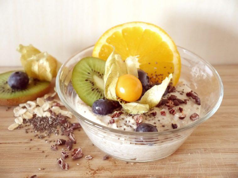 porridge 758x569 - Das perfekte Muskelaufbau Frühstück
