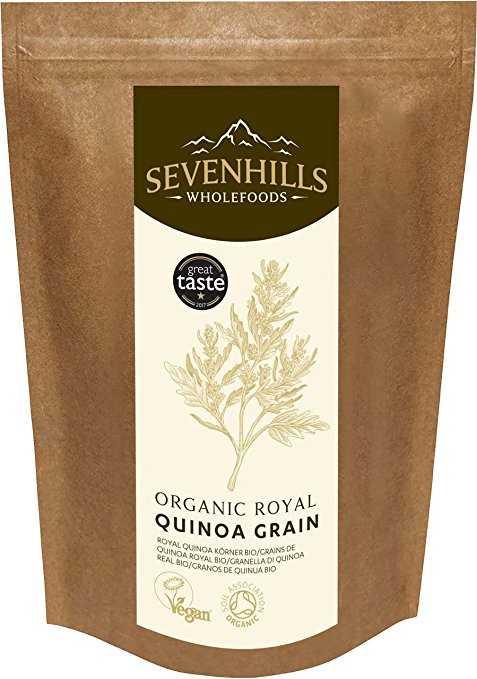 71enqafkial. sy679  - Quinoa (1 Glas / 150g)