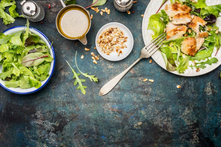 Ernährungsplan 1800 Kalorien zum Abnehmen und Muskelaufbau