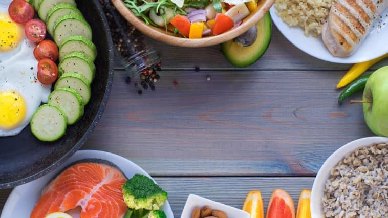 Ernährungsplan 2000 Kalorien zum Abnehmen und Muskelaufbau
