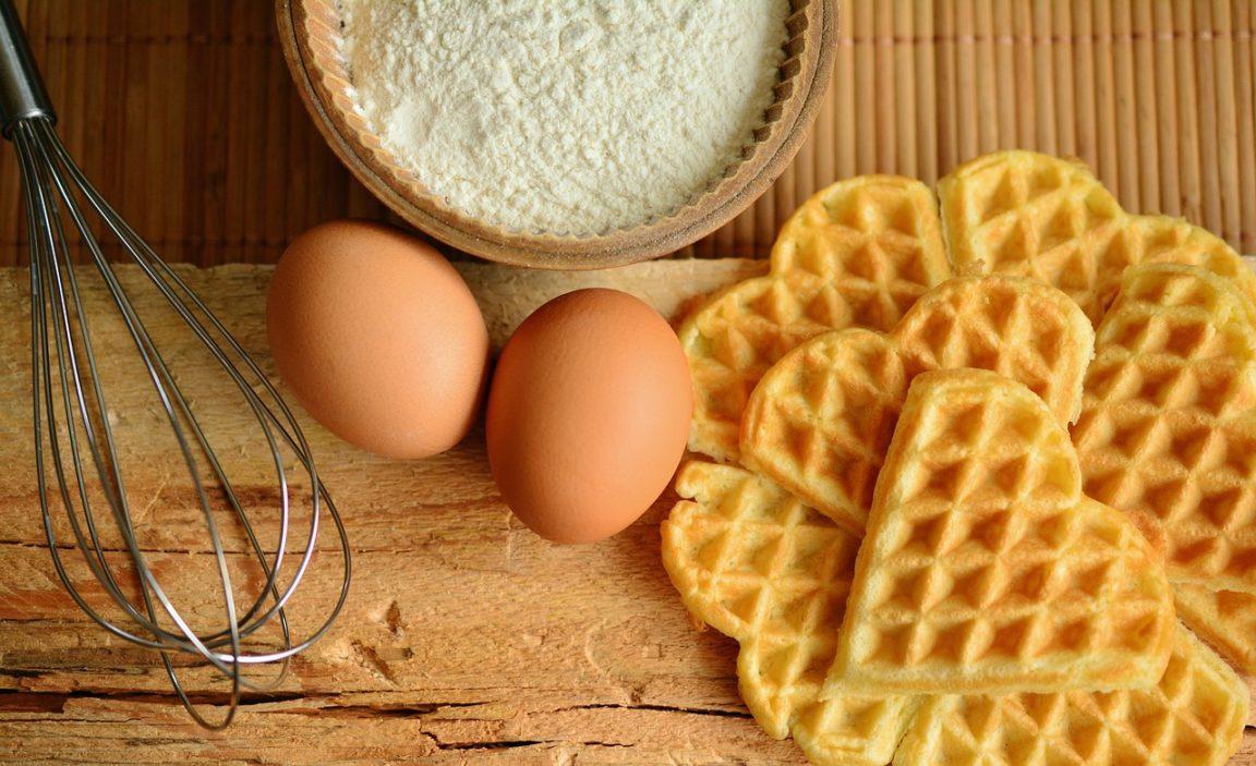 protein waffles 1152x703 - Protein Waffeln