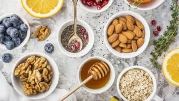 Ernährungsplan 2500 Kalorien zum Abnehmen und Muskelaufbau