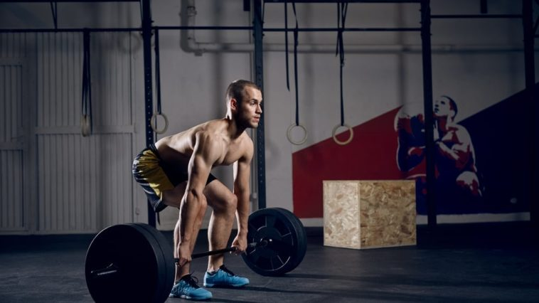 3er Split Trainingsplan - intensiver Muskelaufbau für Fortgeschrittene