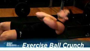 bauchpresse auf dem gymnastikbal 364x205 - Bauchpresse auf dem Gymnastikball