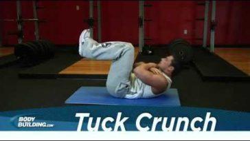 crunch mit angehobenen beinen 364x205 - Crunch mit angehobenen Beinen