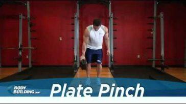 handpressuebung mit gewichtssche 364x205 - Handpressübung mit Gewichtsscheibe