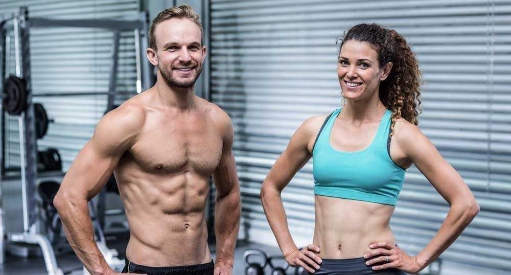 Eiweiß ist der wichtigste Eckpfeiler bei einem Ernährungsplan zum Muskelaufbau aber auch zum Abnehmen