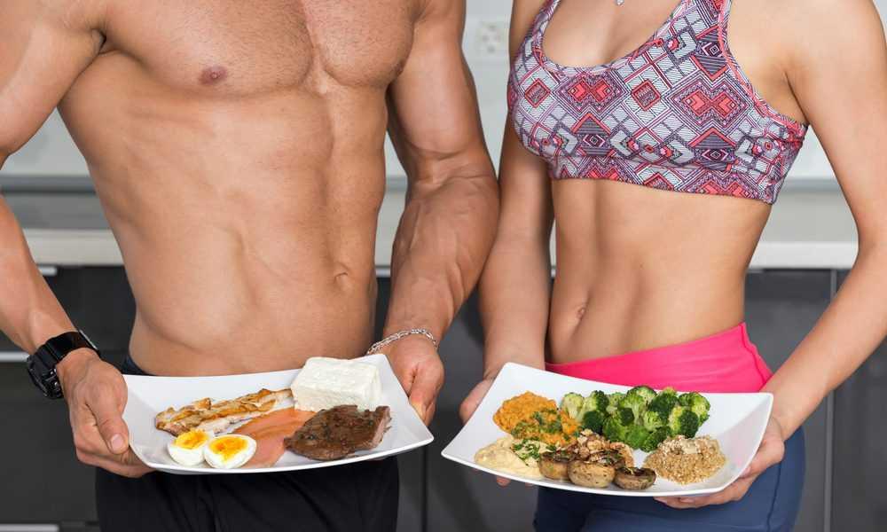 Rahmenbedingungen für einen effizienten Ernährungsplan zum Muskelaufbau und Abnehmen