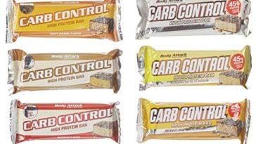 Proteinriegel ohne Kohlenhydrate